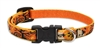 "Lupine 1/2"" Spooky 10-16"" Adjustable Collar"