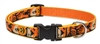 "Retired LupinePet 3/4"" Spooky 13-22"" Adjustable Collar - Medium Dog"