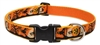 "Retired Lupine 1"" Spooky 16-28"" Adjustable Collar - Large Dog"