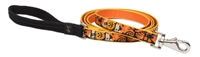 Retired Lupine Spooky 4' Padded Handle Leash - Medium Dog