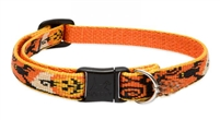 Lupine Spooky Cat Safety Collar with Bell