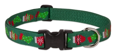 "Lupine 1"" Stocking Stuffer 12-20"" Adjustable Collar - Large Dog"