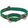 "Retired Lupine 1"" Stocking Stuffer 15-22"" Martingale Training Collar"