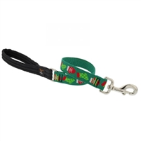 "LupinePet 1"" Stocking Stuffer 2' Traffic Lead - Large Dog"