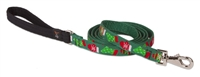 "LupinePet 3/4"" Stocking Stuffer 2' Traffic Lead - Medium Dog"