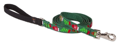 "Lupine 3/4"" Stocking Stuffer 6' Padded Handle Leash"