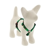 "LupinePet 1/2"" Stocking Stuffer 9-14"" Roman Harness - Small Dog"