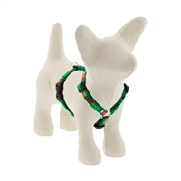 "Lupine 1/2"" Stocking Stuffer 9-14"" Roman Harness - Small Dog"