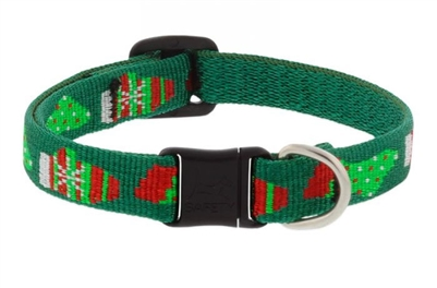 LupinePet Stocking Stuffer Safety Cat Collar