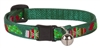 LupinePet Stocking Stuffer Safety Cat Collar with Bell