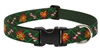 "LupinePet 1"" Santa's Treats 12-20"" Adjustable Collar - Large Dog"