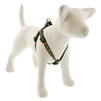 "Lupine 3/4"" Santa's Treats 15-21"" Step-in Harness - Medium Dog"