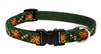 "Lupine 3/4"" Santa's Treats 15-25"" Adjustable Collar - Medium Dog"