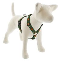 "Lupine 1"" Santa's Treats 20-32"" Roman Harness"