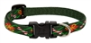 "Lupine 1/2"" Santa's Treats 6-9"" Adjustable Collar - Small Dog"
