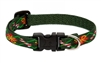"Retired Lupine 1/2"" Santa's Treats 8-12"" Adjustable Collar"