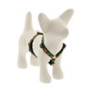 "Lupine 1/2"" Santa's Treats 9-14"" Roman Harness - Small Dog"