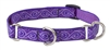 "Lupine 3/4"" Jelly Roll 10-14"" Martingale Training Collar"