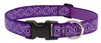 "Lupine Originals 1"" Jelly Roll 16-28"" Adjustable Collar for Medium and Larger Dogs"