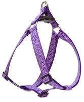 "LupinePet 1"" Jelly Roll 19-28"" Step-in Harness"