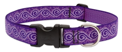 "Lupine  1"" Jelly Roll 25-31"" Adjustable Collar"