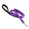 "Lupine 3/4"" Jelly Roll 4' Padded Handle Leash"