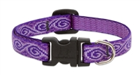 "Lupine 1/2"" Jelly Roll 8-12"" Adjustable Collar"