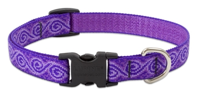 "Lupine 3/4"" Jelly Roll 9-14"" Adjustable Collar"