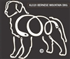 K-Lines Bernese Mountain Dog - Window Decal