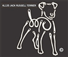 K-Lines Jack Russell Terrier - Window Decal