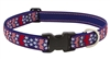 "Lupine 1"" America 12-20"" Adjustable Collar - Large Limited Edition"