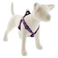 "Lupine 1"" America 19-28"" Step-in Harness - Large Dog LIMITED EDITION"