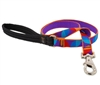 "Retired  Lupine 3/4"" Aurora 4' Padded Handle Leash - MicroBatch"