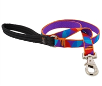 "RETIRED Lupine 3/4"" Aurora 6' Padded Handle Leash - MicroBatch"