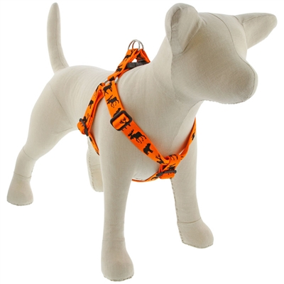 "Retired LupinePet 1"" Big Game 19-28"" Step-in Harness - Large Dog"