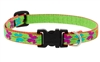"Retired Lupine 1/2"" Butterfly 8-12"" Adjustable Collar"