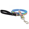 "Lupine 3/4"" Cottage Garden 4' Padded Handle Leash Ships in April 2021"