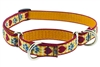 "Lupine Country Paws 10-14"" Combo/Martingale Training Collar - Medium Dog LIMITED EDITION"