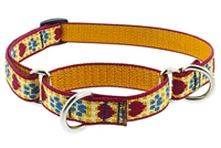 "Retired Lupine 3/4"" Country Paws 14-20"" Martingale Training Collar - Medium Dog"