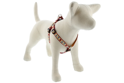 "Lupine Country Paws 15-21"" Step-in Harness - Medium Dog LIMITED EDITION"
