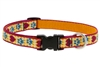 "Lupine Country Paws 9-14"" Adjustable Collar - Medium Dog LIMITED EDITION"