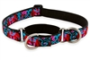 "Lupine Elephant Walk 19-27"" Combo/Martingale Training Collar - Large Dog LIMITED EDITION"