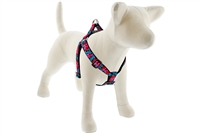 "Lupine Elephant Walk 19-28"" Step-in Harness - Large Dog LIMITED EDITION"
