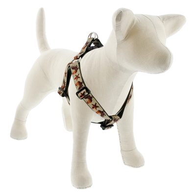 "Retired Lupine 1"" Farm Day 19-28"" Step-in Harness - Large Dog"