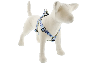 "Lupine Fair Isle 24-38"" Step-in Harness - Large Dog LIMITED EDITION"