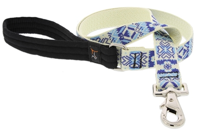Lupine Fair Isle 6' Long Padded Handle Leash - Large Dog LIMITED EDITION