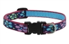 "Lupine 1/2"" Flower Power 10-16"" Adjustable Collar"
