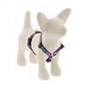 "Lupine 1/2"" Flower Power 9-14"" Roman Harness"