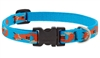 "Retired Lupine 1/2"" Foxy Paws 10-16"" Adjustable Collar"