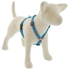 "Lupine 3/4"" Foxy Paws 14-24"" Roman Harness - Medium Dog"